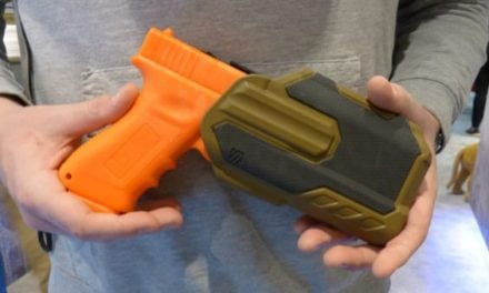 Close-Up from SHOT Show: The New Omnivore Holster from BLACKHAWK!
