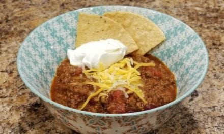 Here's a Hearty Venison Chili Recipe Everyone Will Want