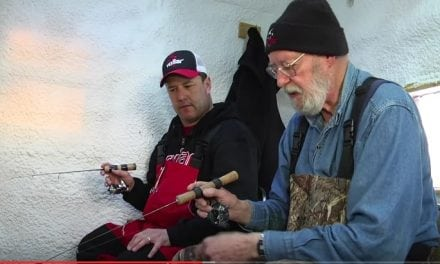 Ice Fishing Today With Vexilar – Do it Yourself Crappie