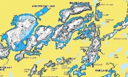 Northland Tackle Lakes: Whitefish Chain, Minnesota