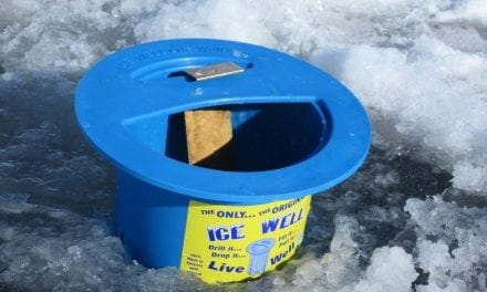 Catch & Release on Ice, Do It Right!