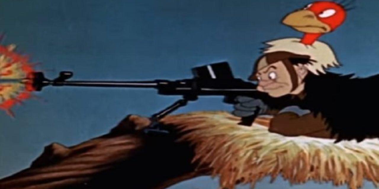 Disney's Vintage WWII Boys Anti-Tank Training Film Will Amaze You
