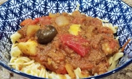 Here's a Mediterranean Venison Slow Cooker Recipe That's Just Unreal Good
