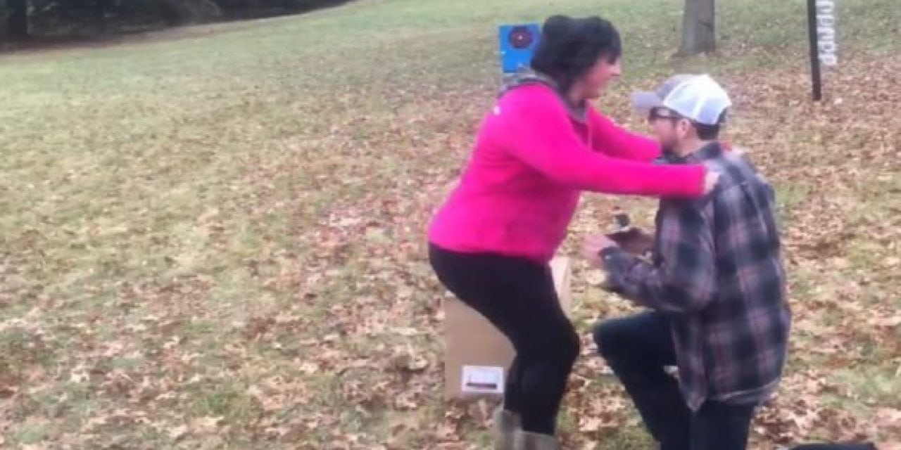 Is This the Best Marriage Proposal Ever?