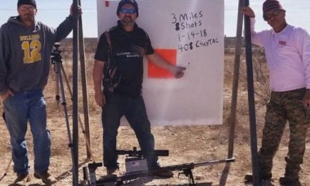 Texas Man Nails 3-Mile Shot to Set New Distance Record