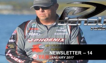 Denali's Newsletter 2017 #14