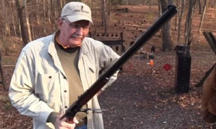 Hickok45 Breaks Out His JM Marlin 1895 .45-70 Lever-Action Rifle