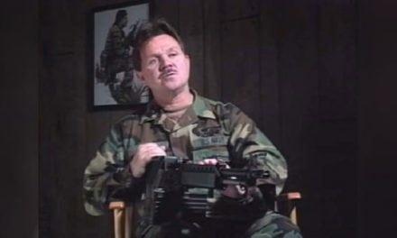Navy SEAL Remembers the Incredible Stoner Machine Gun