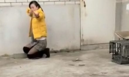 This Girl is a Slingshot Sniper