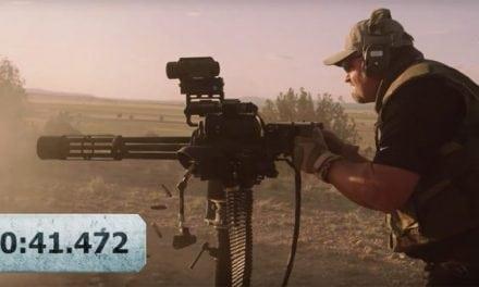 Torture Testing a Minigun