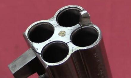 Have You Ever Heard of a 4-Barreled Shotgun?