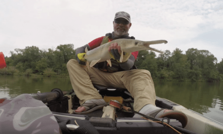 The Mayfly Just Might Be the Best Fly Fishing Kayak on the Market