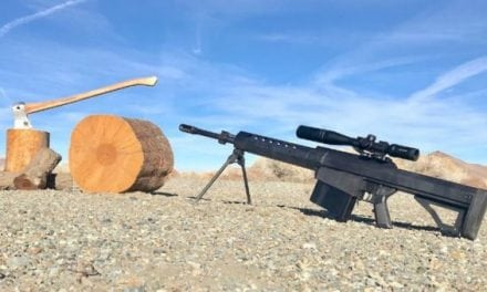 Can You Split Logs With Bullets?