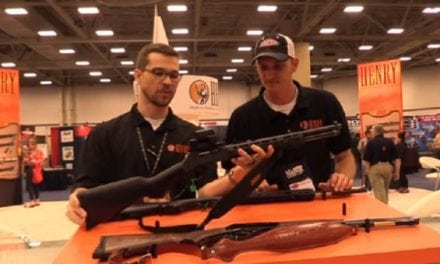 Henry X Concept Series: Are Tactical Lever-Action Rifles on the Horizon?