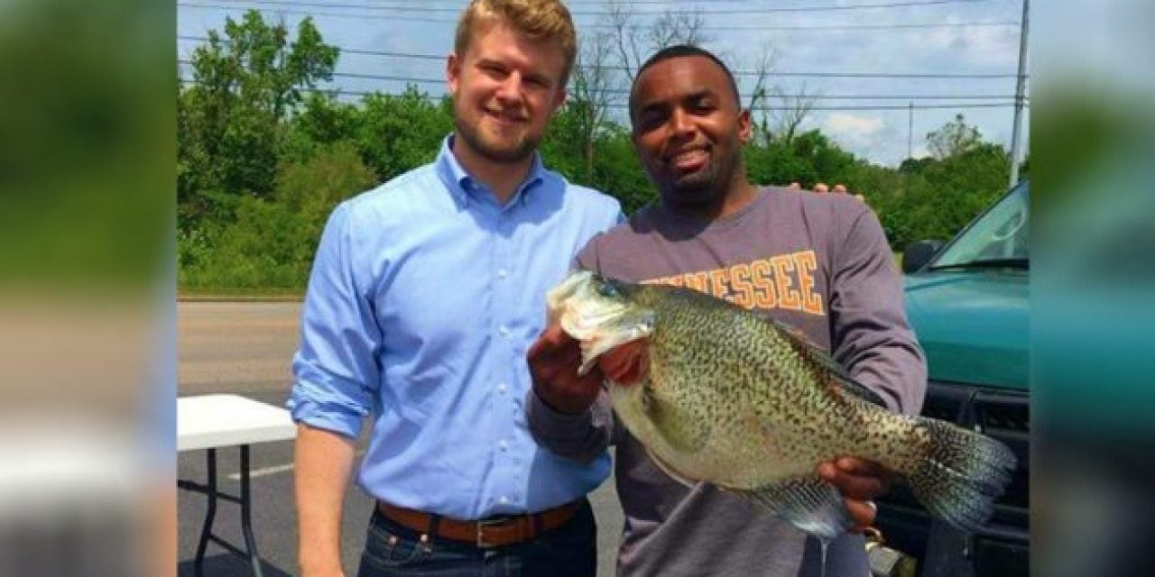 Possible New World Record Black Crappie Caught If DNA Gets Confirmed
