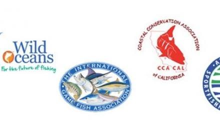 Senators Step-Up To Bring California Swordfish Fishing Into the 21st Century