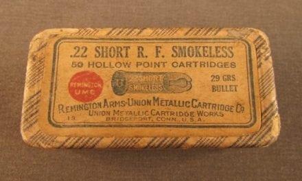 Sunday Gunday: Why the .22 Short Cartridge Refuses to Go Obsolete