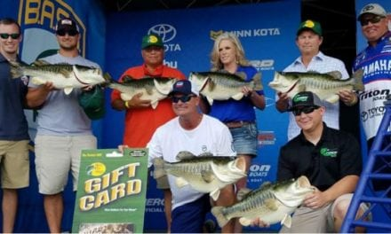 Texas ShareLunker Entrants Get Their Replica Bass and It's an Impressive Display