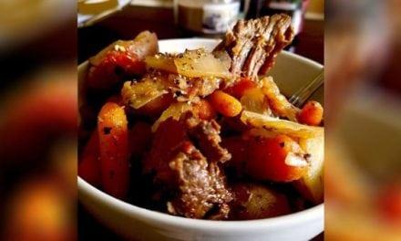 The Best Crock-Pot Venison Pot Roast Recipe of All Time