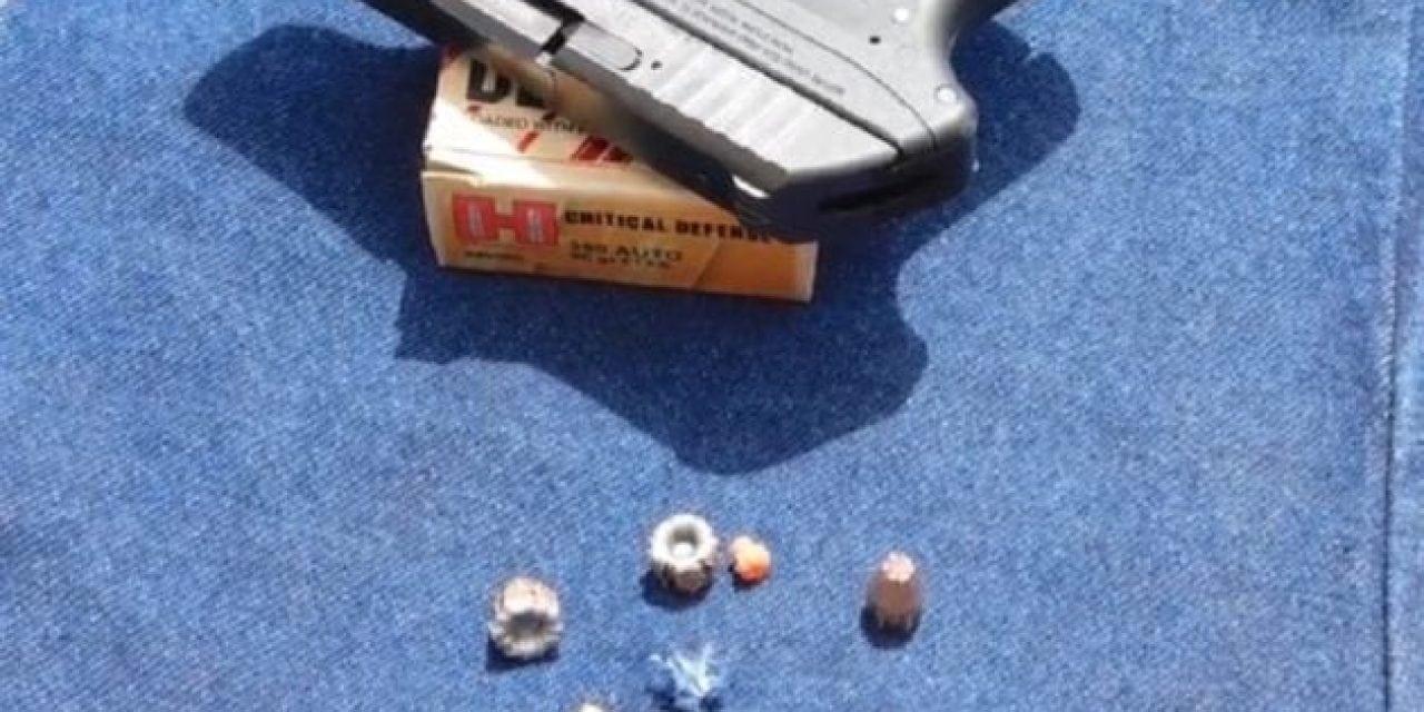 Ballistic Gel Test: Hornady Critical Defense .380 ACP Ammunition