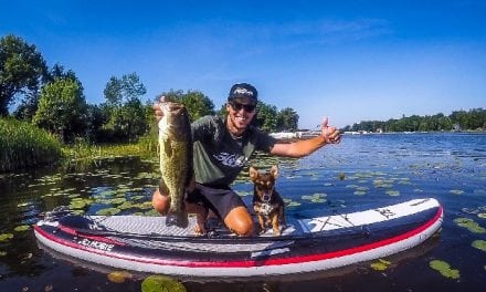 Bassmaster Elite Series Pro Carl Jocumsen's Tips for SUP Fishing