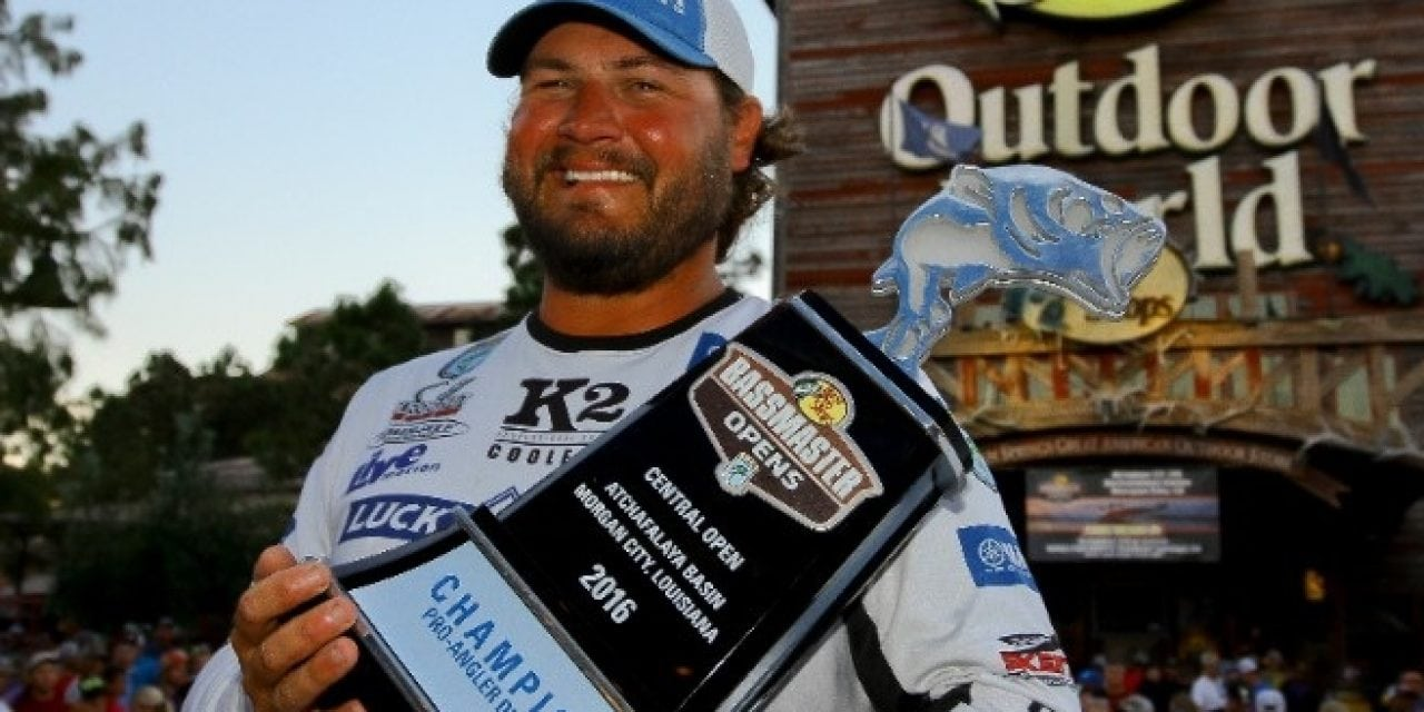 Cliff Crochet Claims First B.A.S.S. Victory On Home Waters