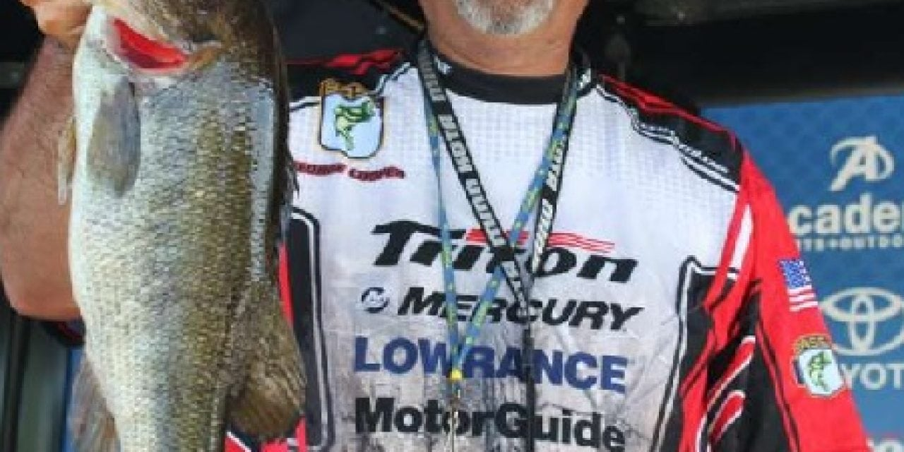 Florida Angler Grabs Early Lead In B.A.S.S. Nation Eastern Regional Bass Tournament At Winyah Bay