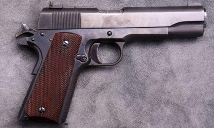 Here's How to Buy a Surplus 1911 From the CMP