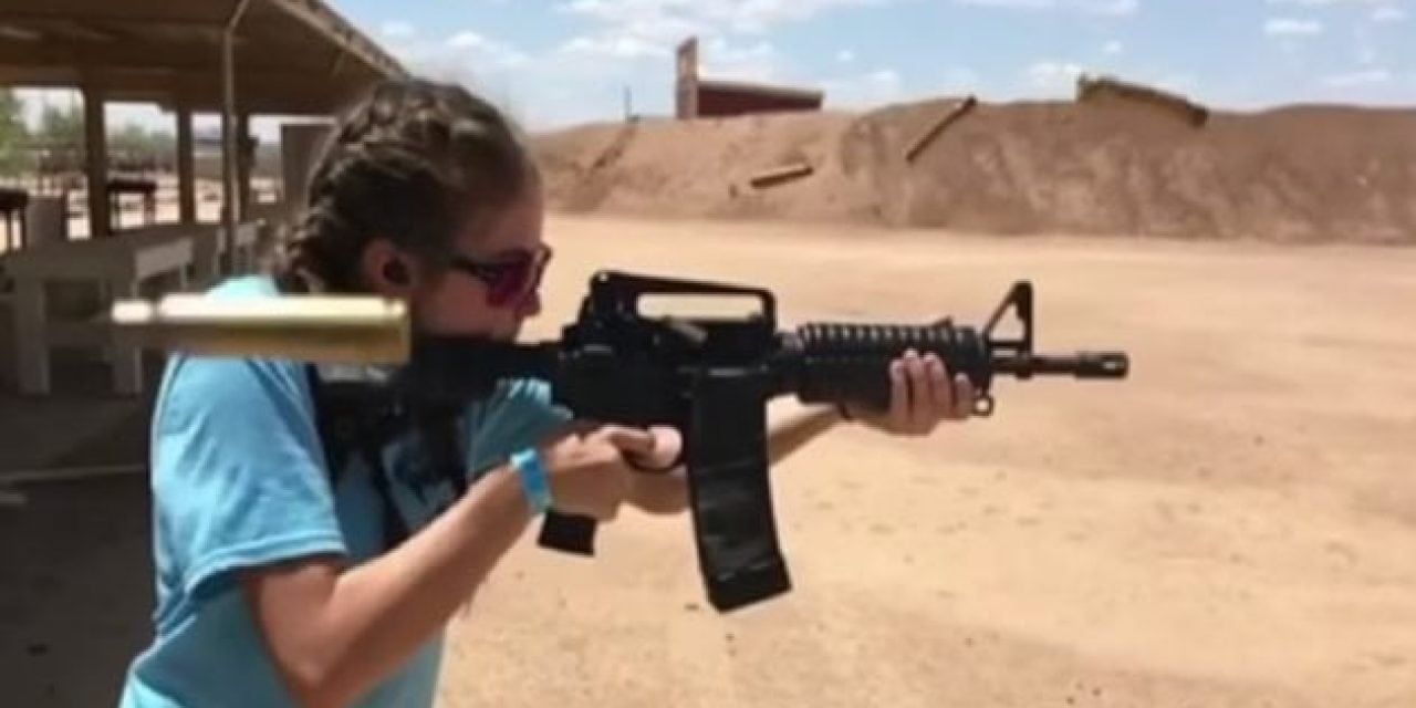 Meet the 15-Year-Old Girl Who's a Master Shooter