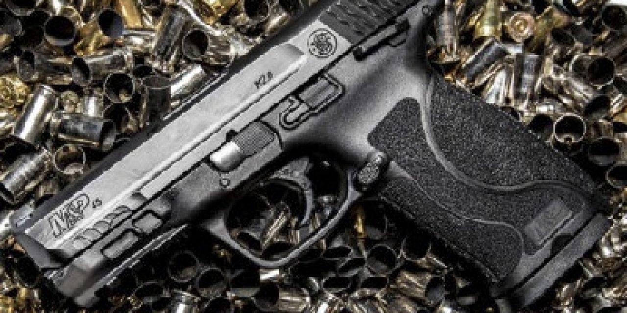 S&W M&P M2.0 Compact Pistol in .45 Auto