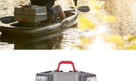 End Your Kayak Storage Tackle Wars!