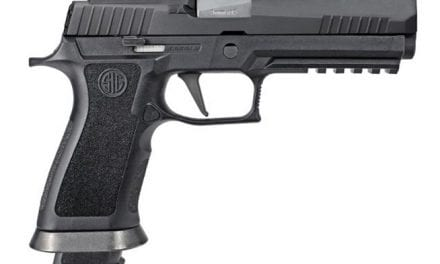 Norwegian Police Adopt P320 X-Series Pistol