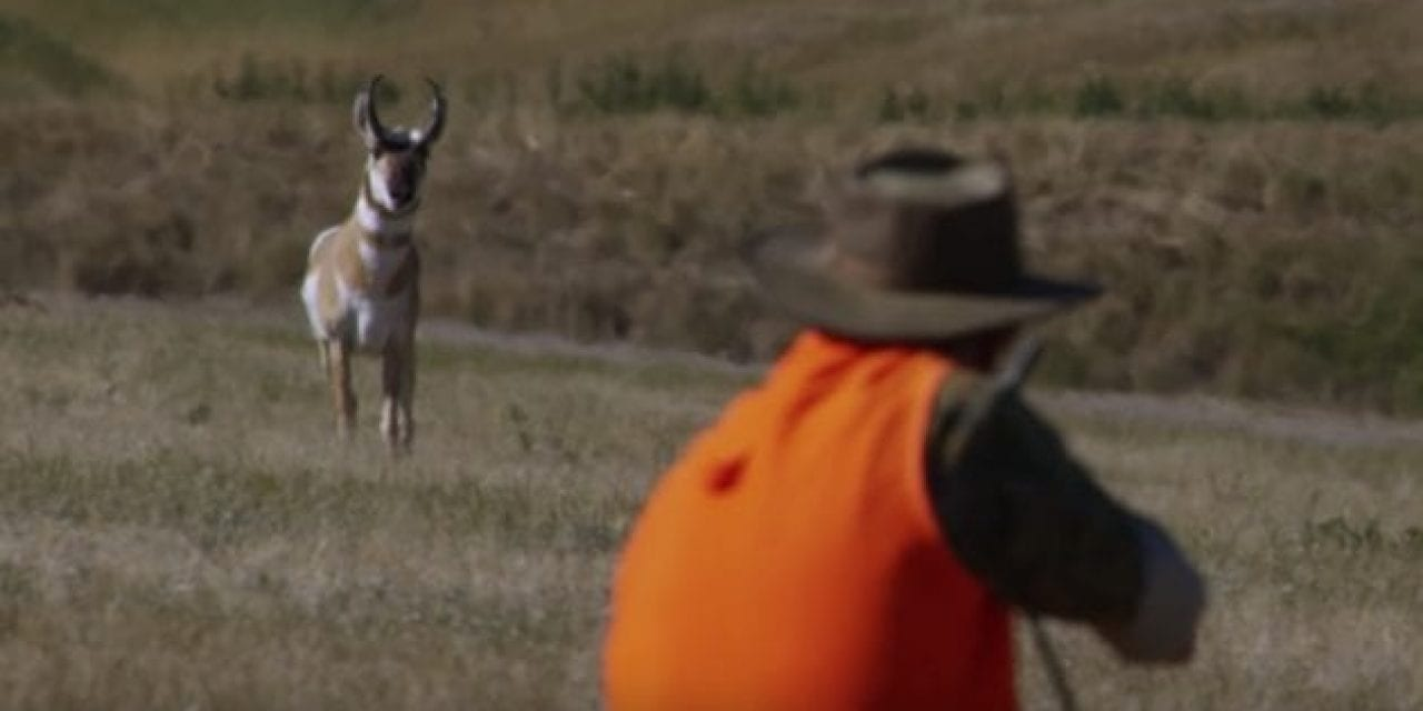 Check Out Ron Spomer's Wyoming Pronghorn Hunt