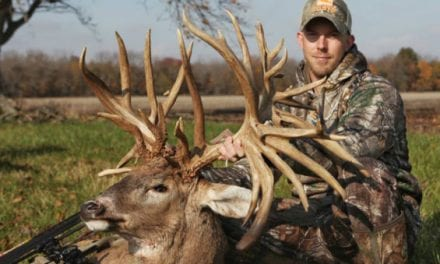 B&C and P&Y Announce New Potential Largest Hunter-Killed Whitetail Ever