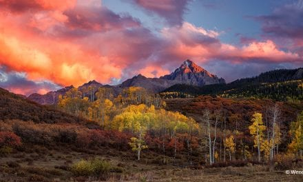 Fall Sunsets Assignment Winner Wendy Gedack