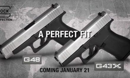 GLOCK Debuts the G43X and G48 Handguns