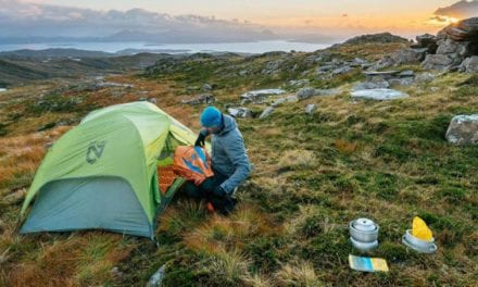 Nemo's New Product Line Has Everything You Need for Camping