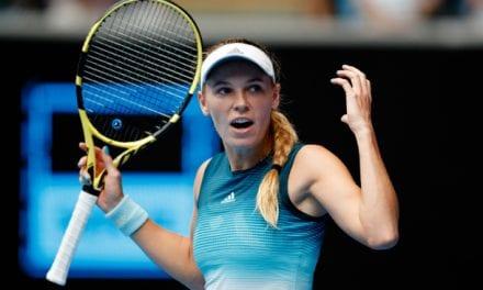 Sharapova: I'm Absolutely Underdog vs. Wozniacki