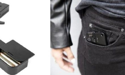 Trailblazer Firearms Introduces the LifeCard .22 WMR Pocket Pistol