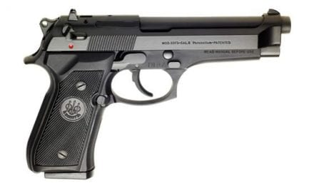 Beretta 92FS: A Pros and Cons List