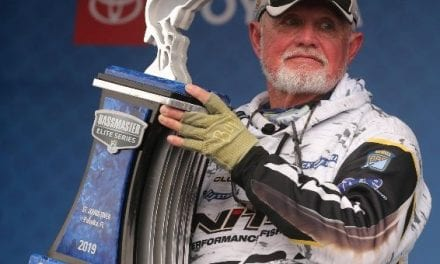 Clunn Repeats His Magic Winning Power-Pole Bassmaster Elite At St. Johns River