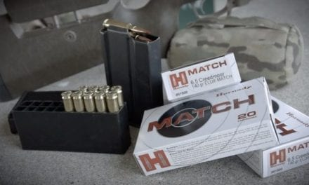 Here's the Scoop on Hornady Match Ammo