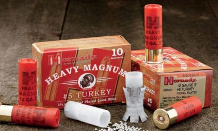 Here's the Scoop With Hornady Heavy Magnum Shotgun Ammo