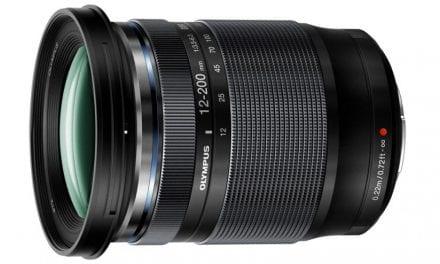 Olympus Introduces M.ZUIKO DIGITAL ED 12-200mm F3.5-6.3