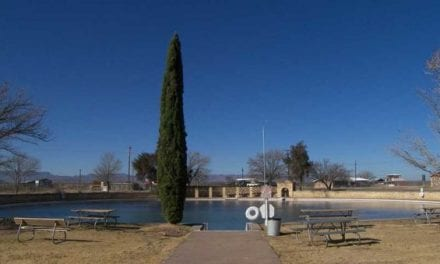 Historic Balmorhea State Park Pool Reopens in Texas