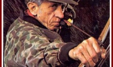 Remember Fred Bear, the Greatest Bowhunter of All Time