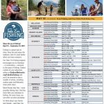 Family Fishing Events, 2019
