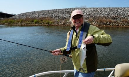 It's Spring – Sling String for Shad