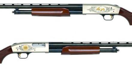 Mossberg Releases 500 Centennial Limited Edition Shotgun