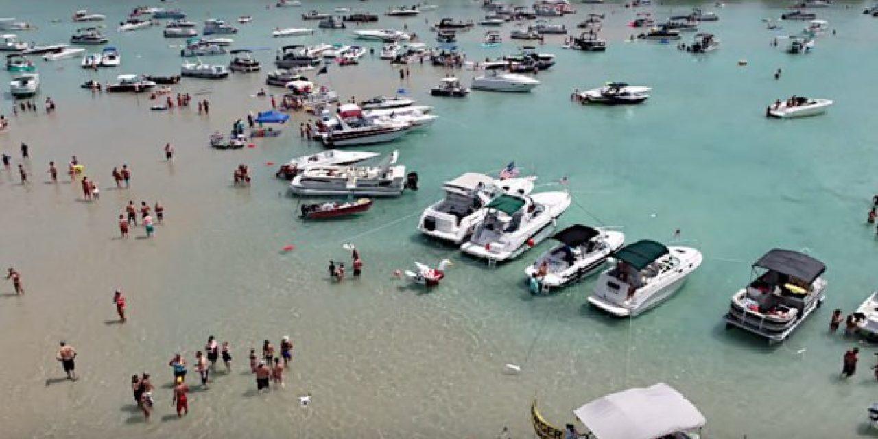 Torch Lake Camping: Michigan's Version of a Caribbean Getaway